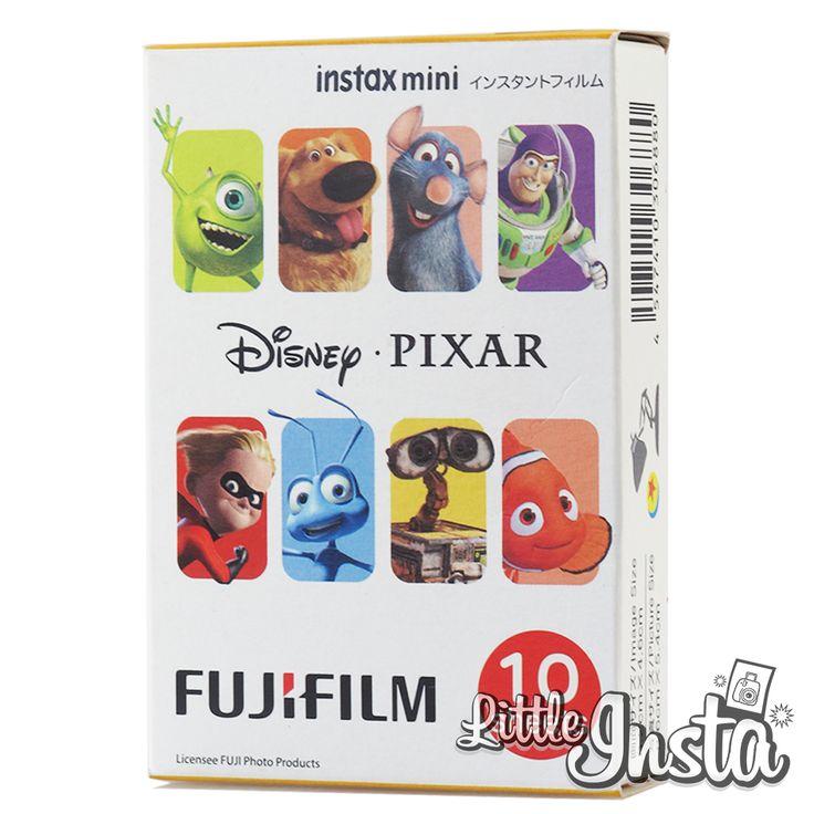 Film Instax Mini Polaroid - Edition Speciale Disney PIXAR