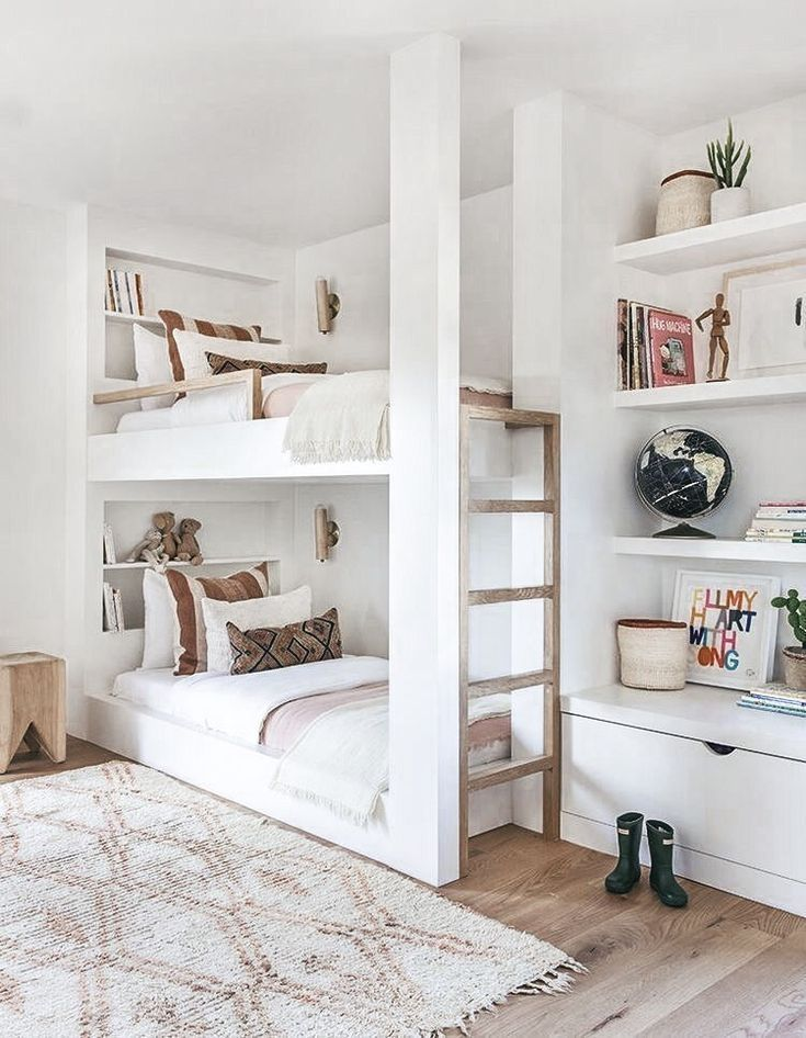 94 Minimalist Bunk Beds Design Ideas Tips For Designing The