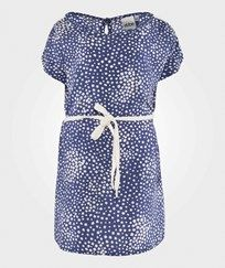 eBBe Kids Pam T-Shirt Dress Blue Sprinkle Blue Sprinkle