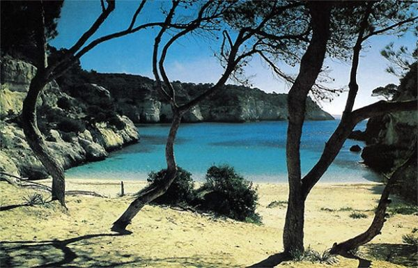 Cala Macarella y Cala Macarelleta (Ciutadella - Menorca)