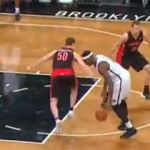 Video: Andray Blatche Sick Crossover On Tyler Hansbrough -...