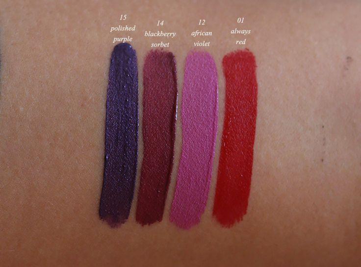 Cream Lip Stain Liquid Lipstick by Sephora Collection #9