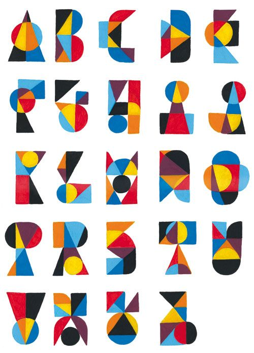 GRATIN - 13 - LA LETTRE ET L'IMAGE   Alphabet de Remed