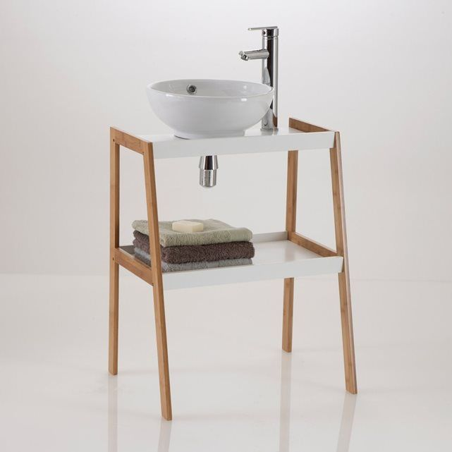 Lidus Bamboo 2-Shelf Under-Sink Unit La Redoute Interieurs : price, reviews and rating, delivery. Description of Lidus under-sink unit: 2 shelves…