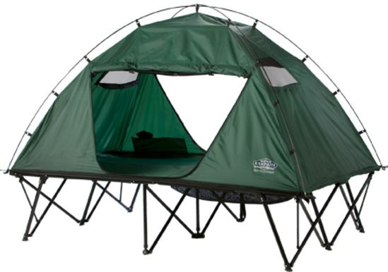 Kamp-Rite CTC DOUBLE 2 Person Camping Tent Cot