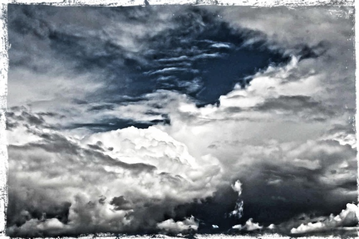 Storm Clouds ... by RCN