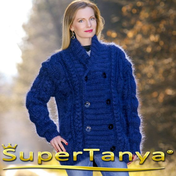 100 best Mega thick and heavy handmade mohair wool sweaters images ...