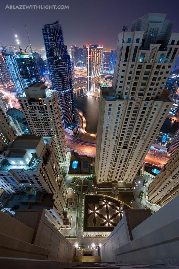 Dubai Hilton Penthouse by Sebastian Opitz, via 500px