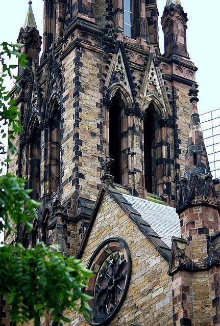 Arlington Street Church ~ Boston, Massachusetts