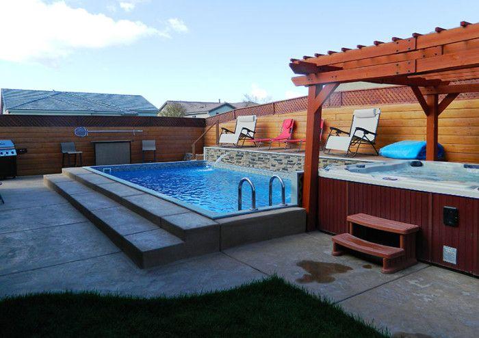 12 000 Islander Inground Pools Secard Pools Cool