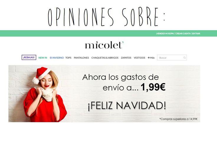 Micolet es una web de compra-venta de ropa de segunda mano, pero a diferencia de webs como Chicfy o Vinted, la ropa está en consignación. Antes de pasar a las opiniones sobre micolet , explicaremos cómo funciona este portal de venta de segunda mano.