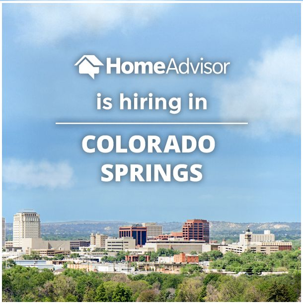 Colorado-based #tech company HomeAdvisor brings over 250 #jobs to #ColoradoSprings. #hiring
