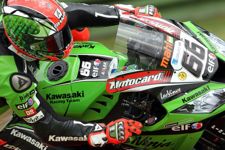Tom Sykes World Superbike Champion 2013