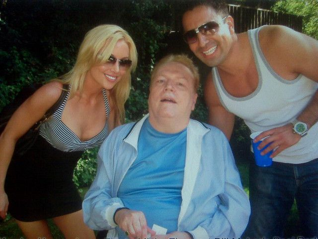 """New Picture about Kayden Kross with Larry Flynt. Pint It and """"Like"""""""