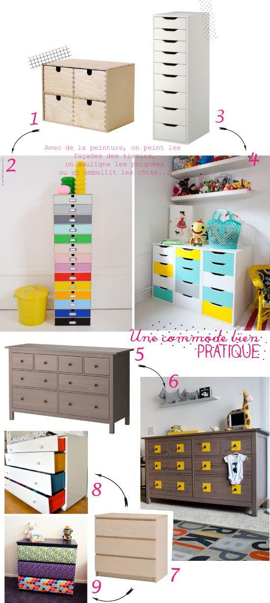 17 best Meubles customisés images on Pinterest Painted furniture