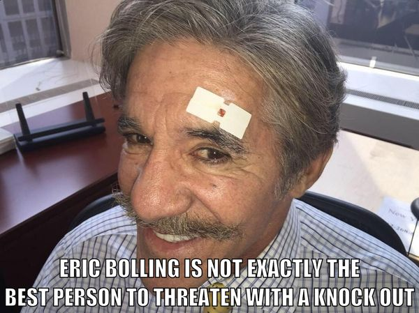 Geraldo Rivera throws tantrum on The Five, threatens Eric Bolling VIDEO