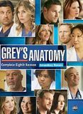 Grey's Anatomy: The Complete Eighth Season [6 Discs] [DVD]