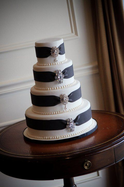130 Best Images About Wedding Cake Bling On Pinterest