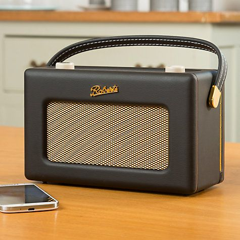 Buy ROBERTS Revival iStream 2 Smart Radio With DAB /FM Internet Radio Online at johnlewis.com