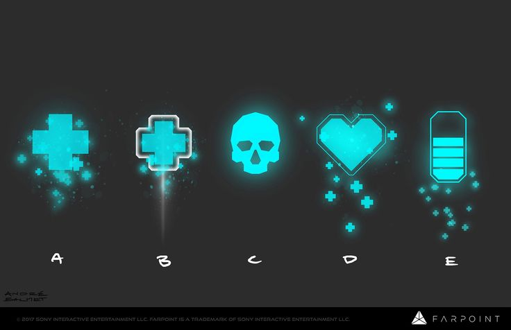 simpel but clear icons