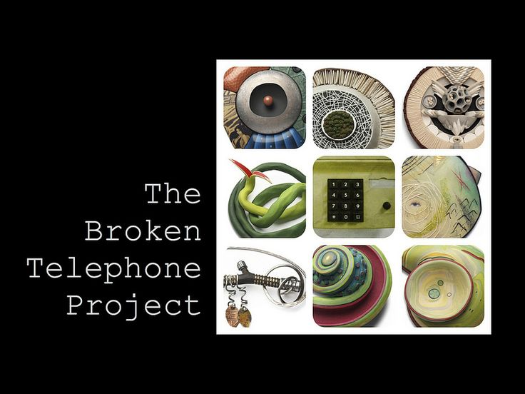 The Broken Telephone Project: The Collection | by Dan Cormier