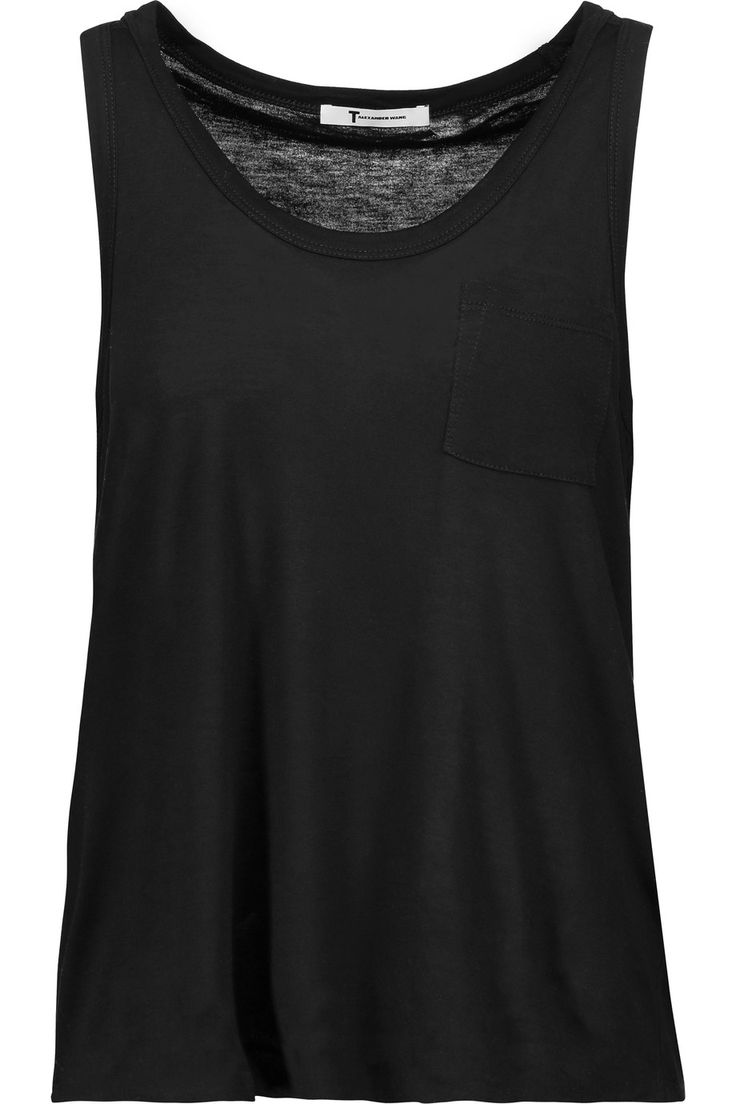 T BY ALEXANDER WANG . #tbyalexanderwang #cloth #tank