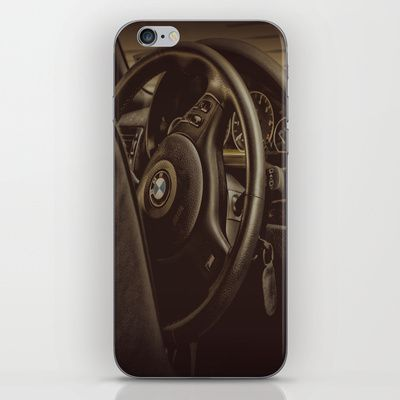 Driver Console iPhone & iPod Skin by AngelEowyn - $15.00