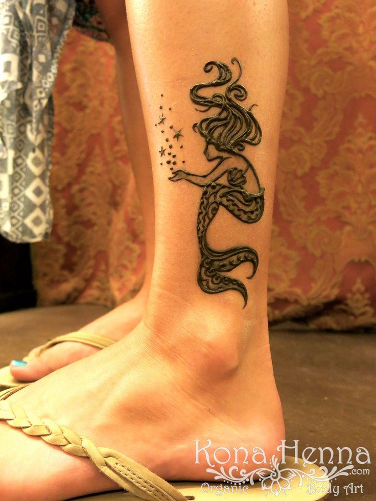Kona Henna Studio - ankles gallery