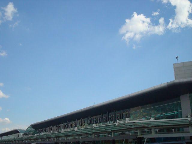 sancarlosfortin: fachada aeropuerto de guadalajara jalisco mexico