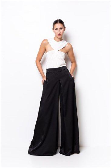 Colour Nude propone el pantalón como la prenda estrella para acudir a una boda