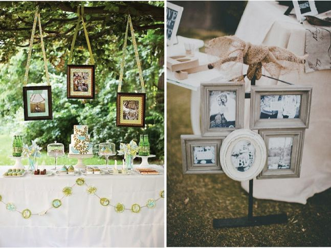 26 best wedding frame ideas images on pinterest wedding stuff 10 creative ways to add frames to your wedding junglespirit Image collections
