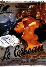 Le Corbeau (1943) de Henri-Georges Clouzot Avec Pierre Fresnay, Ginette Leclerc, Héléna Manson ...
