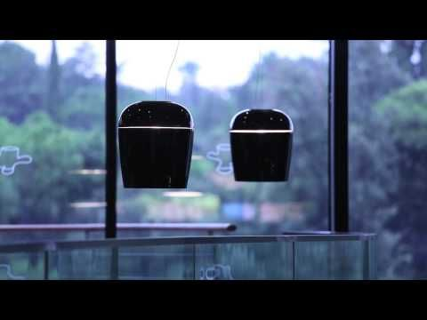 New video of #Tiara by #Prandina  www.prandina.it/video.php Masters of handmade glass lighting, meticulous quality and timeless modern design. Their youtube page is great, with videos of the craft itself.