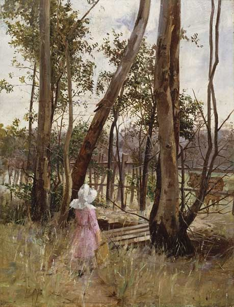 Jane Sutherland, Australian artist of the Heidlberg School