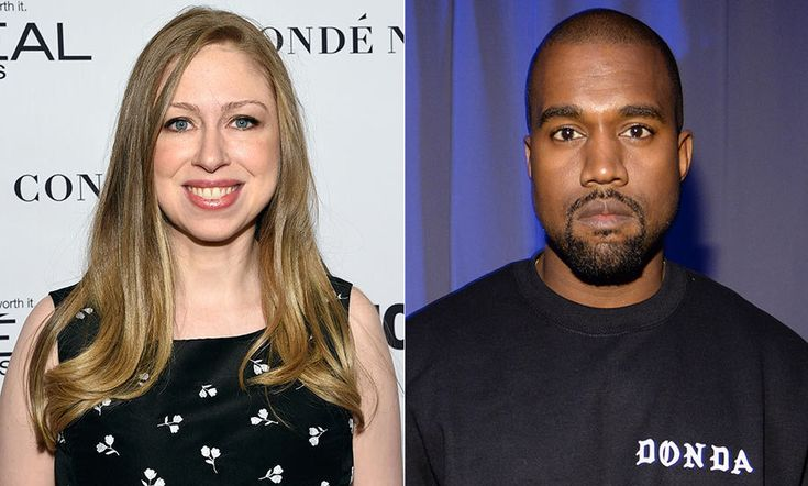 Chelsea Clinton reacts to Kanye West's 2020 presidential run