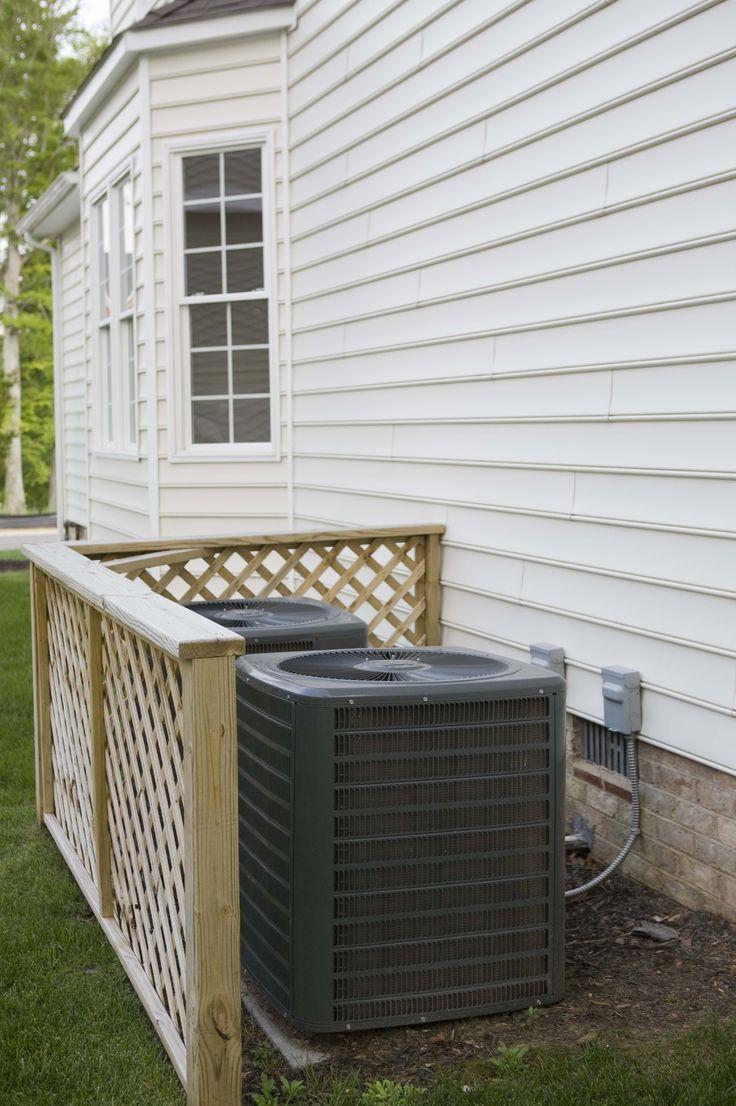 Pin by doingffbimworld on backyard Air conditioner