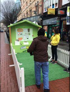 Subway Fair Game