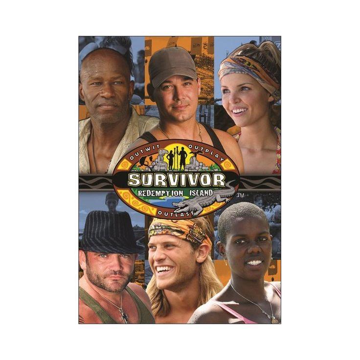 Survivor: Redemption Island [6 Discs]