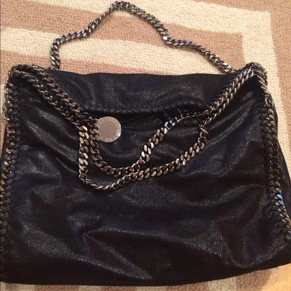 e6ed601b75 Authentic Stella McCartney Falabella Bag Black