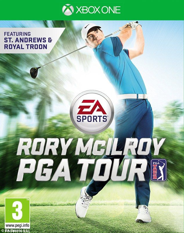 EA Sports' new game Rory McIlroy PGA Tour is due out in the shops on July 16