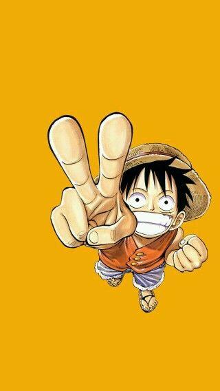 Luffy>>>>>Peace! :D