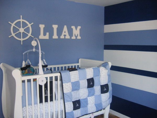 Best 25 Blue striped walls ideas on Pinterest Striped walls