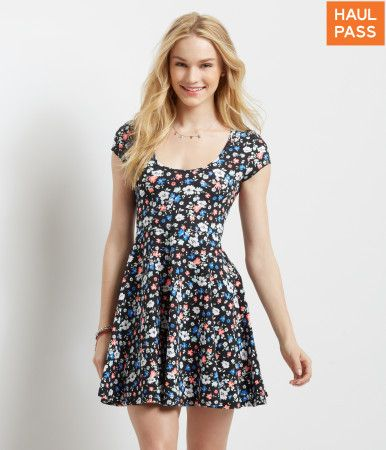 Floral Festival Dress