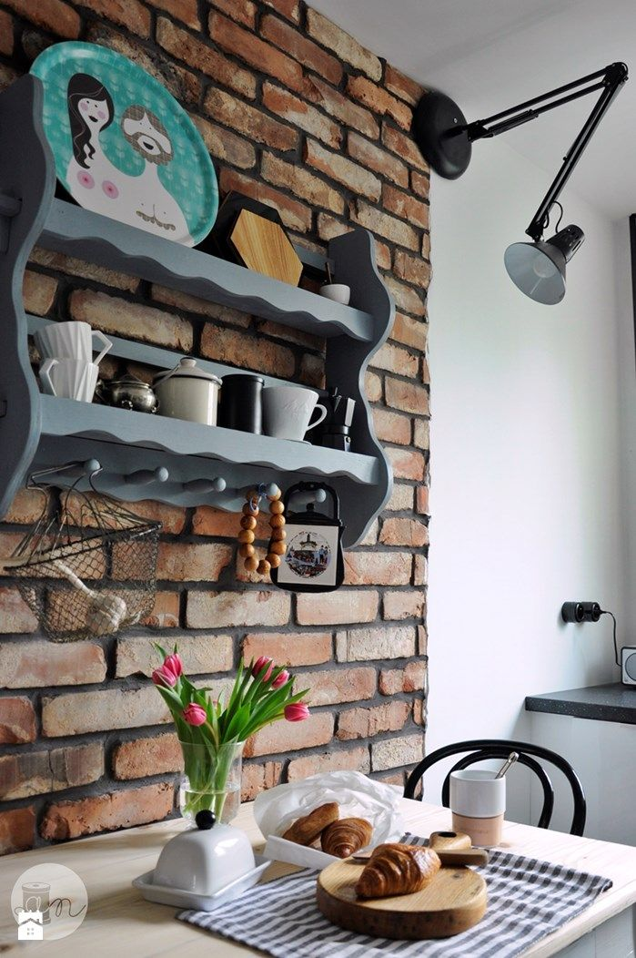 Kuchnia styl Skandynawski - zdjęcie od anita sie nudzi - Kuchnia - Styl Skandynawski - anita sie nudzi