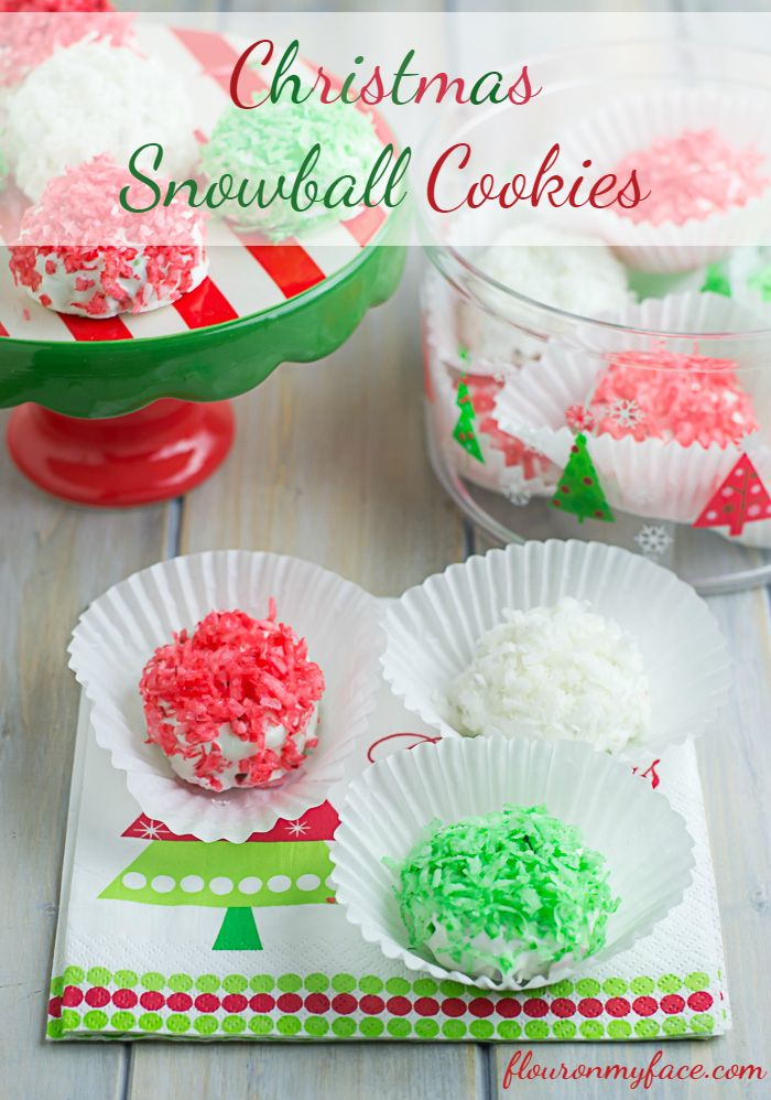 Christmas OREO Snowball Cookies are easy to make and perfect for your Christmas Cookie Exchange.