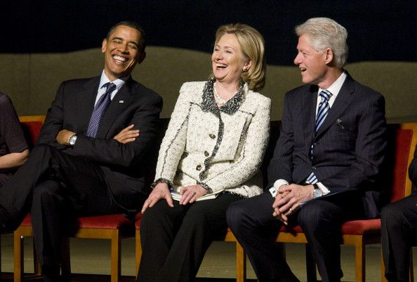 Hillary Clinton Barack Obama Photos - Washington Funeral Service For Richard Holbrooke - Zimbio