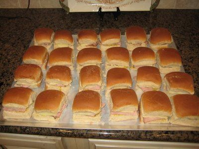 Bunco Buns RecipeCooking For Bunco, Parties Sandwiches, Fundraisers Events, Bunco Buns, Bunco Night, Parties Buns, Minis Sandwiches, Bunco Parties Food, Random Pin
