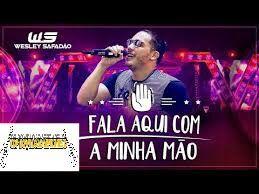 Top download: Wesley Safadão - Fala aqui com a minha mão