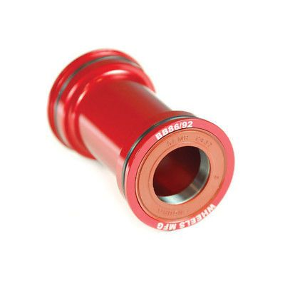 Wheels Manufacturing BB86/BB92 Bottom Bracket - Ceramic-Shimano