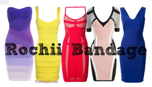 Rochii bandage online - outfituri de vis #rochiionline #rochiibandage